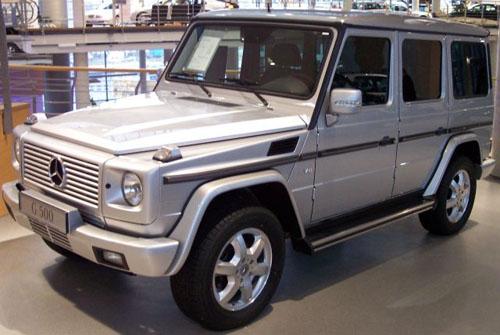 Mercedes (64k image)
