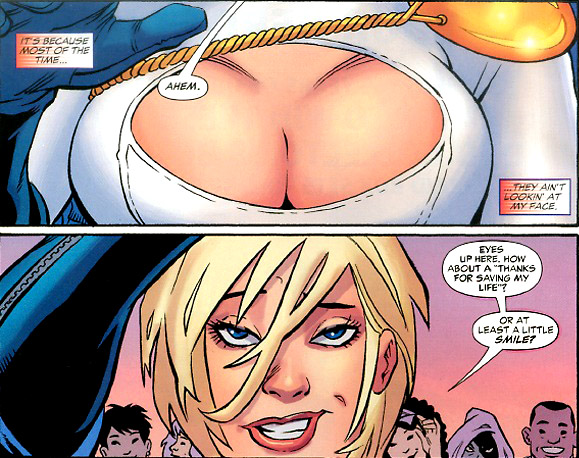 Image of Power Girl-2